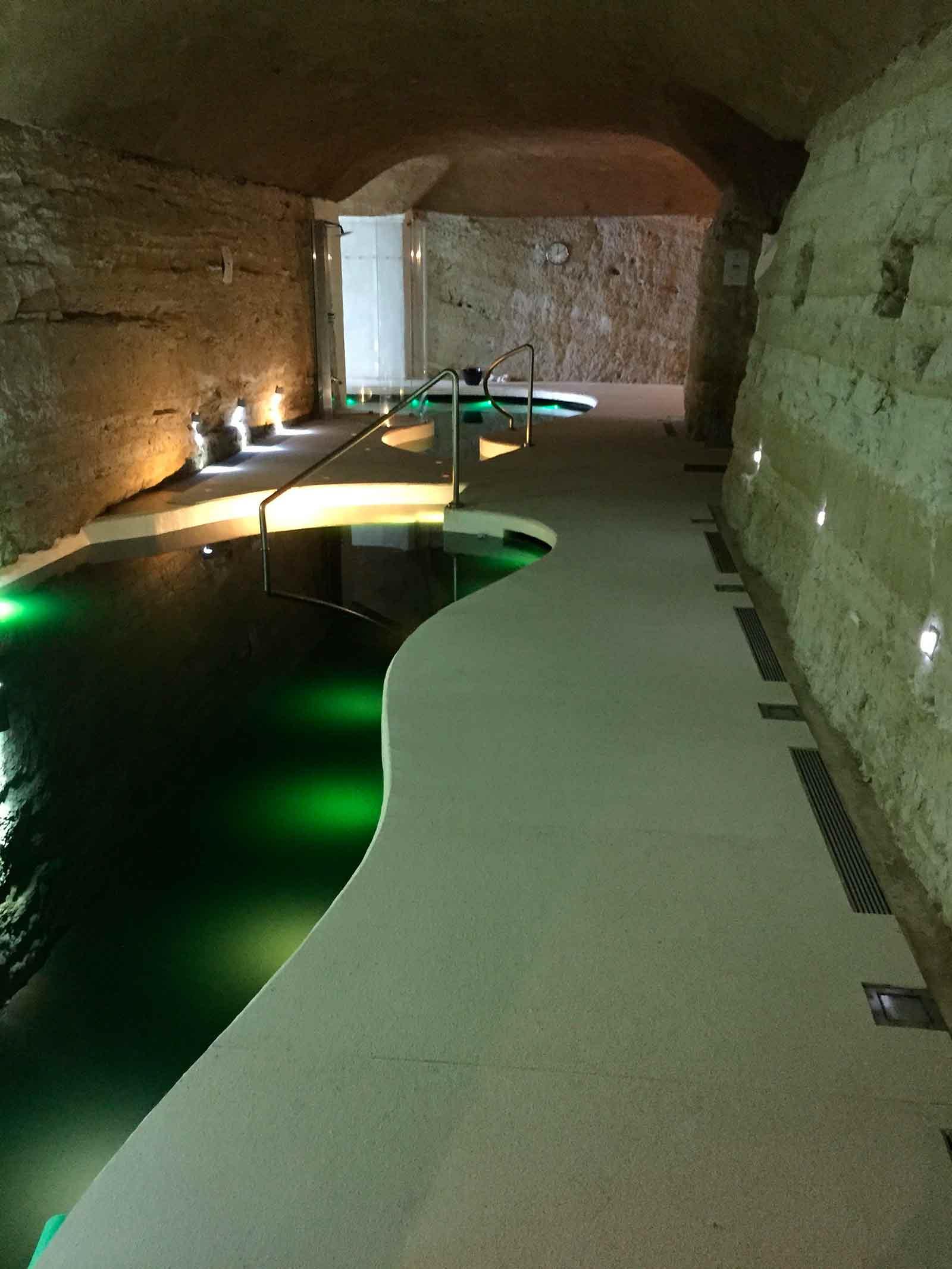 Antiscivolo pavimentazione piscina