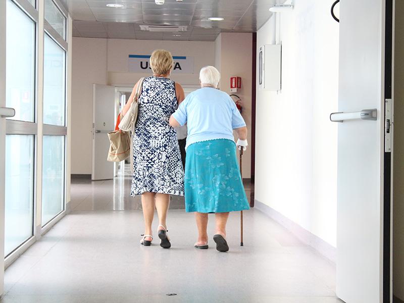 trattamento antiscivolo ospedali e case di cura
